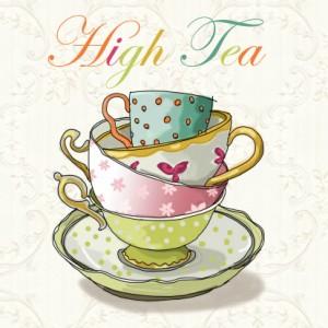 Geliefde Creatieve uitnodiging High Tea - Uitnodiging maken &VP88