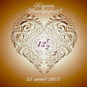 12 5 jaar getrouwd vieren 12 5 Jarig Huwelijk Vieren   ARCHIDEV 12 5 jaar getrouwd vieren