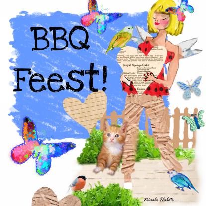 Ongebruikt Top 3 uitnodigingen voor een barbecue - Uitnodiging maken QJ-42